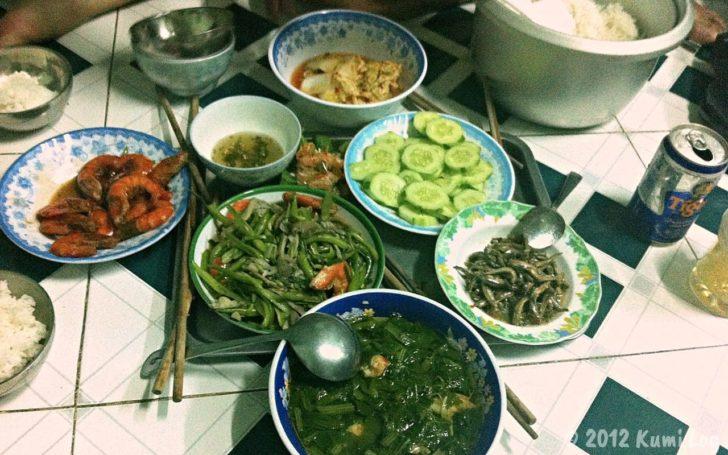 友達のおうちのベトナム家庭料理