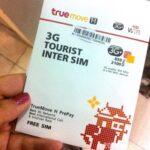 True Tourist Free SIM