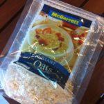 朝ご飯をオートミールでルーチン化
