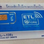 [ラオスSIM] 4G LTE 1.5GBで約130円、プリペイドSIM購入方法やインターネットデータプランなど