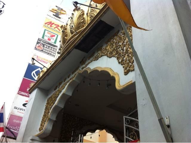 バンコク・シーク教寺院
