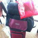 荷物断捨離プラン(1):肩こりを良くするために荷物の総重量を軽くしたい