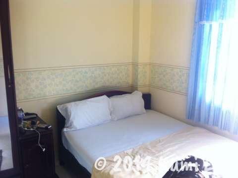 Thien ma ホテル 部屋の中