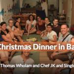 カウチサーフィンのイベント、バンコクでクリスマスパーティに参加してきました