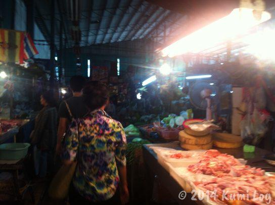 タイ・ローカル市場