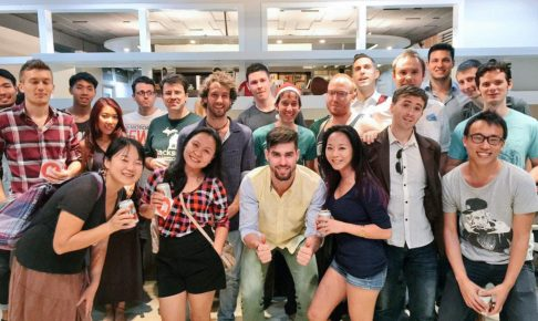 Digital Nomad Meetup, 2015