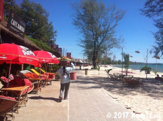 カンボジア・シアヌークビル