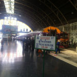 バンコクからペナンに向かう列車に乗り遅れました