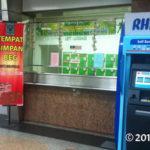 KLセントラルの荷物預り所が安くて便利:マレーシア・クアラルンプール