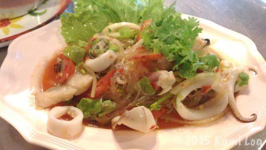Talad Nam Seafood ヤムウンセン