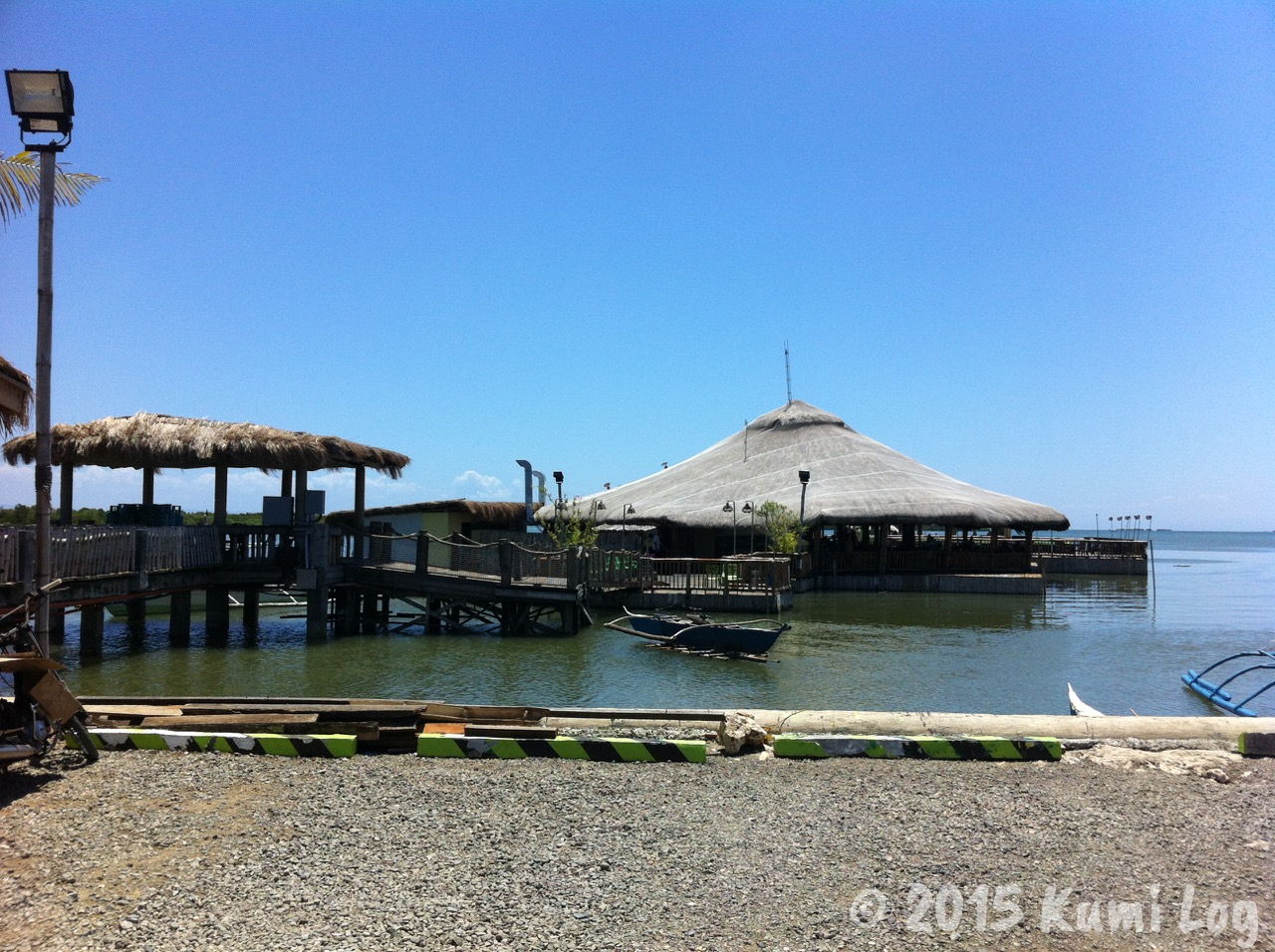 セブの水上レストラン、Lantaw Native Restaurant