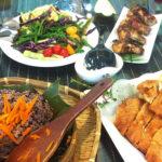 見てよし食べてよし、美しい阿美族伝統料理。花蓮県・光復郷『劍柔山莊(剣柔山荘)』、台湾東部に行くならぜひ!