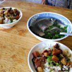 阿和肉燥飯・魚皮湯