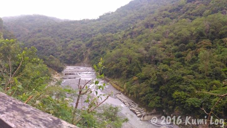 雄大な自然の知本温泉を歩く