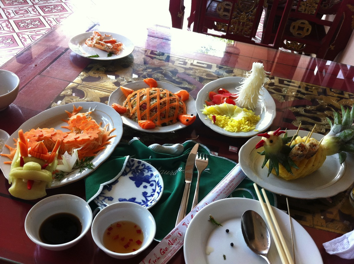 ベトナム・フエ宮廷料理