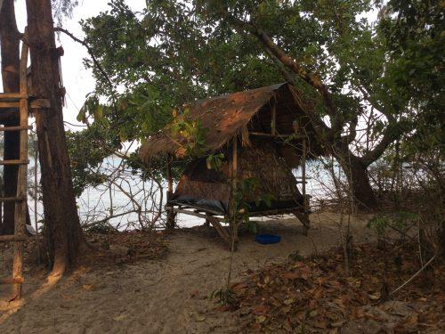 Crusoe Island Tent