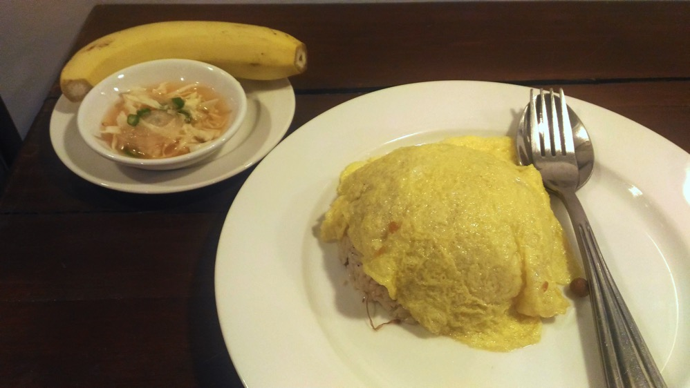 Backpacker Bed and Breakfast 朝ごはん