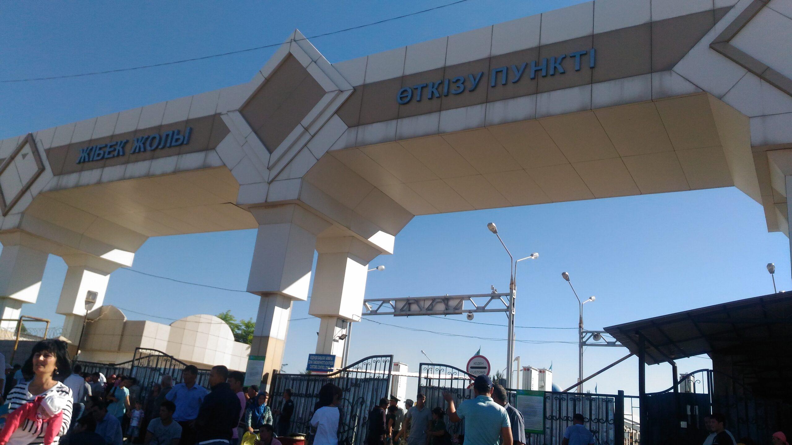 [中央アジア・陸路移動]キルギス・ビシュケクからカザフスタン経由でウズベキスタン・タシケントへ約1700円で陸路移動