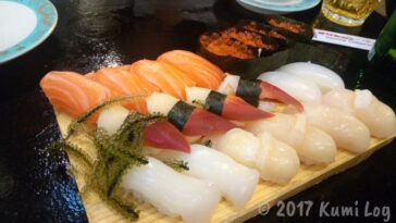 ホーチミン・すしコ 寿司