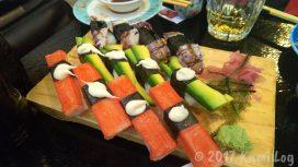 ホーチミン・すしコ カニカマ寿司