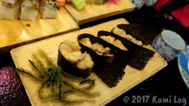 ホーチミン・すしコ ウニのお寿司