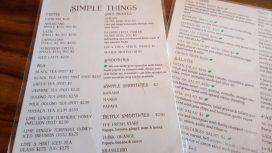 カンポット・Simple Things