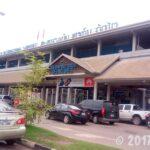 [ラオス] ビエンチャンWattay(ワットタイ)国際空港着で必要な、両替・ATM・プリペイドSIM入手・市内への行き方紹介
