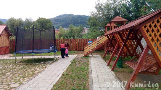 ラホフ・Dream Hostel プレイグラウンド