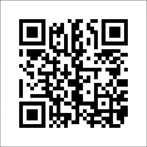Bitcoin送り先QRコード