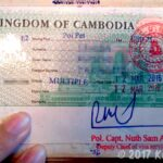 カンボジア マルチプルビザ