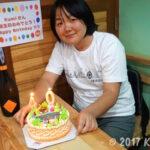 40歳の誕生日をバンコクで祝っていただきました!