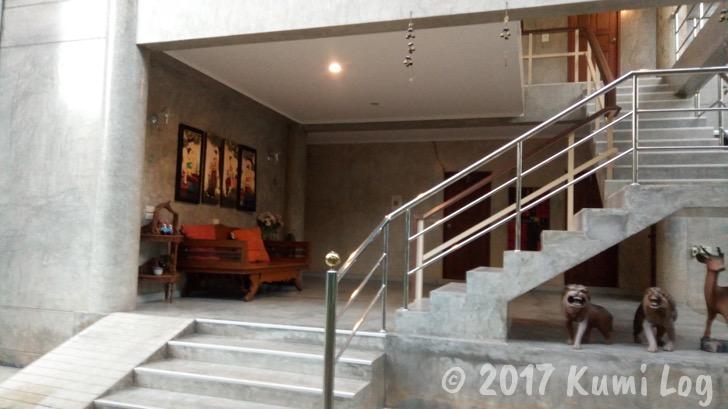 ゴンゲオゲストハウス新館