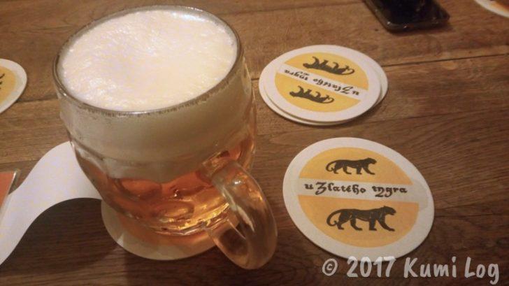 チェコ・プラハのビール
