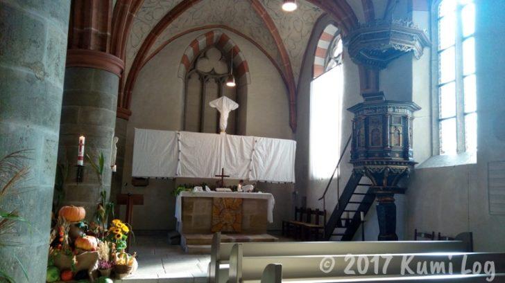ネッツェ サンクスギビングの教会