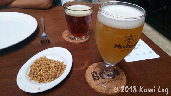 ホーチミン Belgo Beer