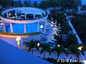 Sunrise Nha Trang プール