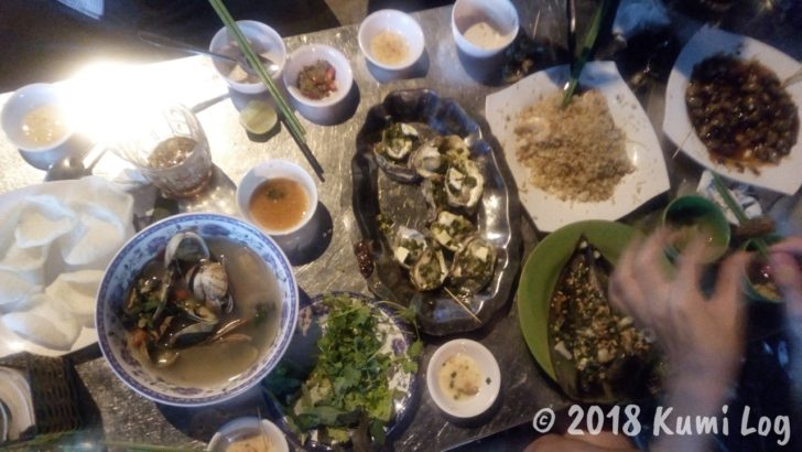 ニャチャンのシーフード、Ngoc Anh
