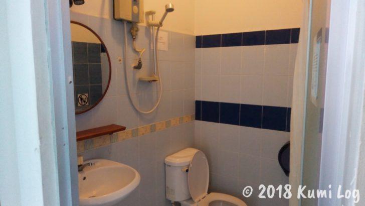 Mojzo Dorm バスルーム