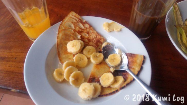 Mojzo Dorm 朝食