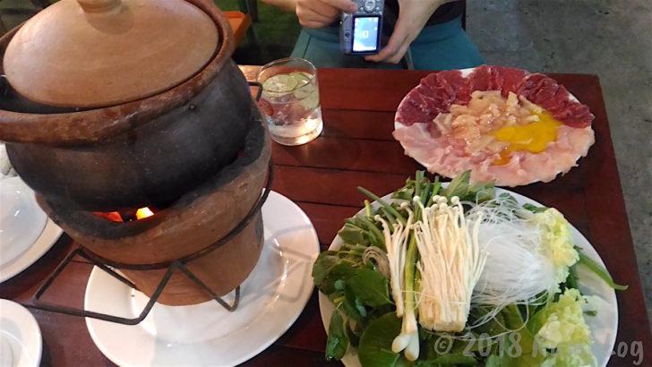 Kataenoyの鍋