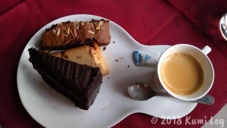 Le VendomeのCafe Gourmand