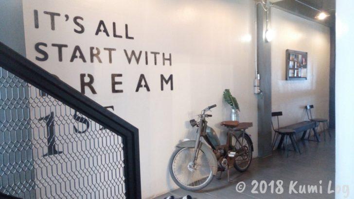Sailomyen Hostel 1階のメッセージ
