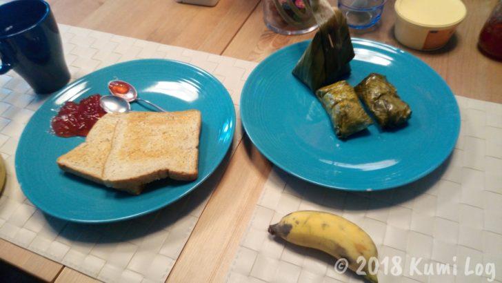 ZZZ Hostel 朝食