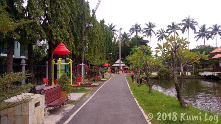 チェンマイ・ノーン・ブアク ハート公園