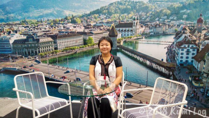 LANNA EXPO 2018、スイスのブース