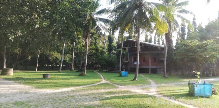 タイ・チャイヤの瞑想施設
