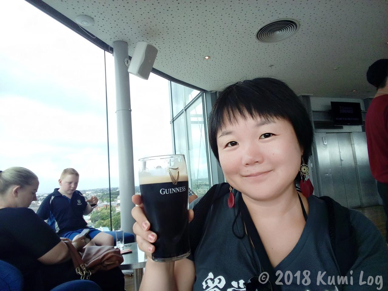 ダブリン・ギネスビールと私