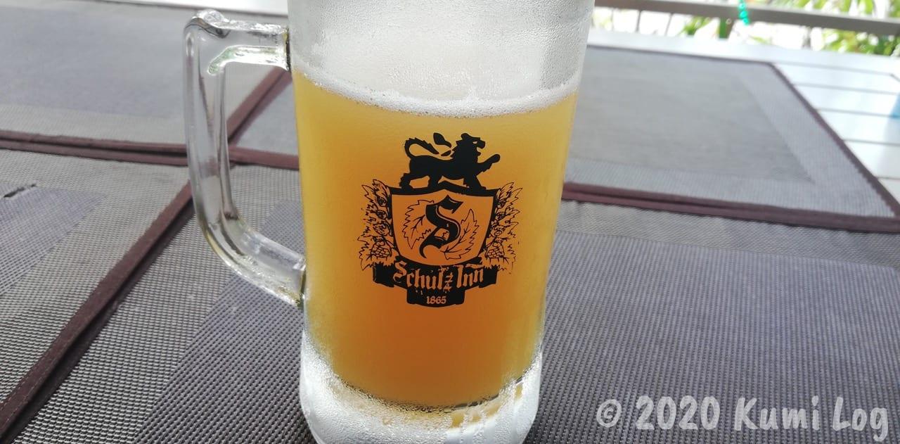 Schulz Beer BreweryのBelgian Blanche
