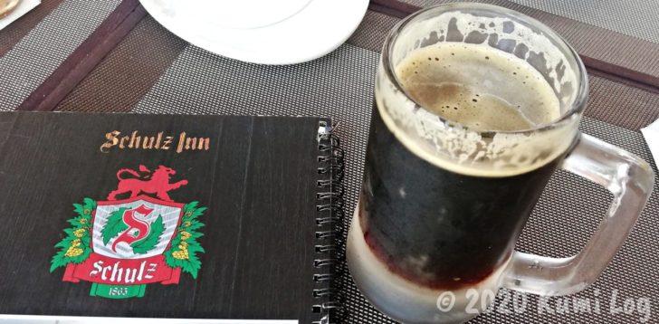 Schulz Beer BreweryのIrish Staut